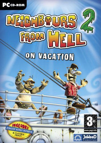 Neighbours From Hell 2 PC Full Portable ! (Keren) Wh_80024715
